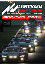 Assetto Corsa Competizione: Intercontinental GT Pack. Дополнение (Steam-версия) [PC, Цифровая версия]