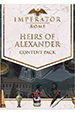 Imperator: Rome. Heirs of Alexander Content Pack. Дополнение [PC, Цифровая версия]