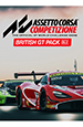 Assetto Corsa Competizione. British GT Pack. Дополнение [PC, Цифровая версия]