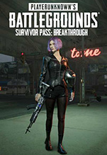 PlayerUnknown's Battlegrounds. Survivor Pass: Breakthrough. Дополнение [PC, Цифровая версия]